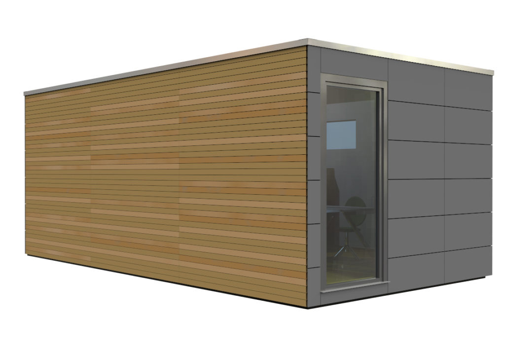 Mikrohaus Moduplan Rectangle Basic